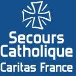 logo secours catholique fondation georges truffaut