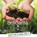 La solidarité, c'est magique !