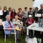 Jardin sensoriel pour dans établissement médico-social